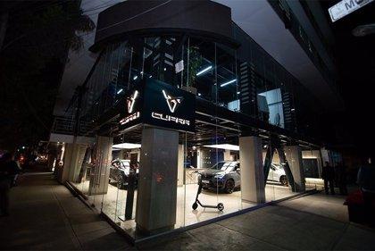 México.- La marca Cupra aterriza en México con el lanzamiento del Cupra Ateca