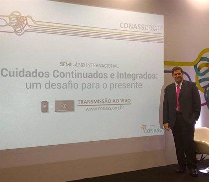 La Fundación New Health exporta a Brasil su modelo de gestión y atención de cuidados paliativos