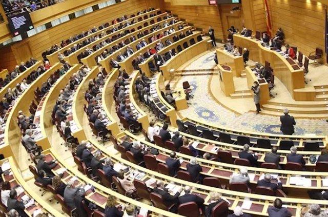 Imagen del Senado