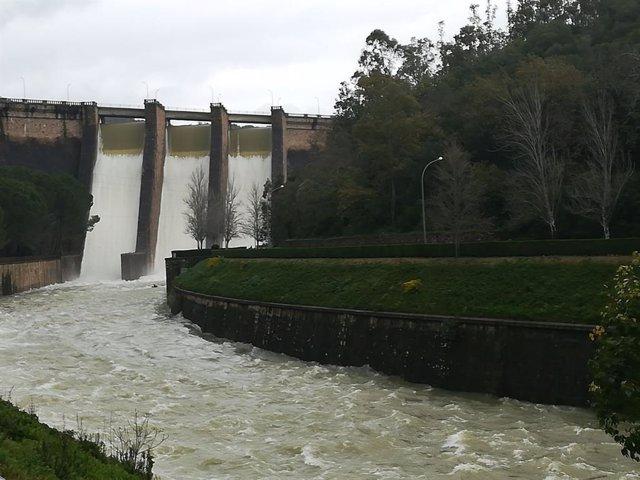 Cádiz.- Los embalses de Cádiz incrementan su agua almacenada un 0,62 por ciento