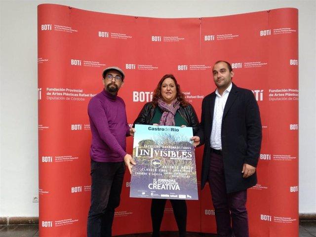 Navajas presenta la IV Jornadas de Fotografía Creativa '[In]Visibles' de Castro del Río