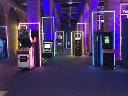 Exposición Game On en la Fundación Canal