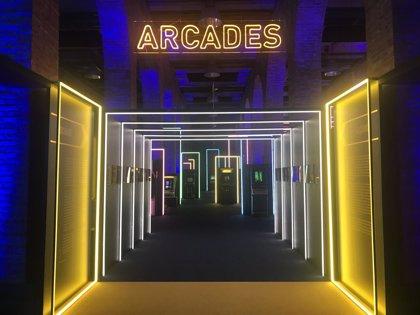 Portaltic.-La exposición 'Game On' repasa de forma interactiva la historia del videojuego de la mano de la Fundación Canal