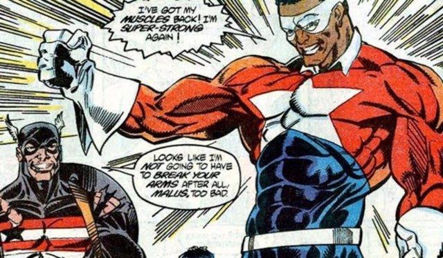 Battlestar, personaje de Marvel Cómics