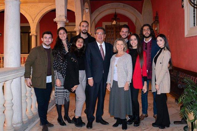Fundación Cajasol y Fundación Cristina Heeren renuevan el programa de beca 'Jóvenes en Arte Flamenco'