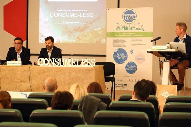 Hoteles, restaurantes y comercios de tres municipios de Málaga participan en un proyecto europeo para consumir menos