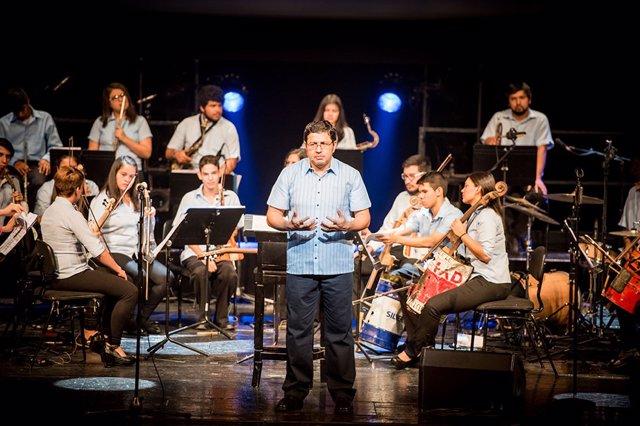 La Orquesta de Instrumentos Reciclados de Cateura