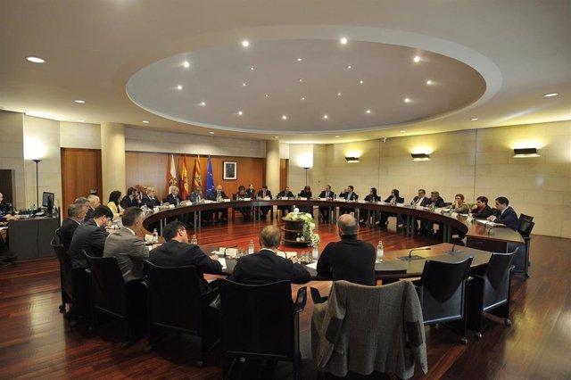 El pleno de la Diputacion de Huesca ha aprobado los presupuestos de 2020