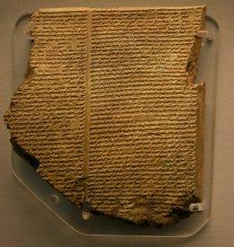Pruebas de 'fake news' en un relato babilónico de hace 3.000 años