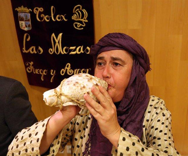 Día de las Mozas de Tolox, presentación de la fiesta que se celebra del 6 al 8 de diciembre