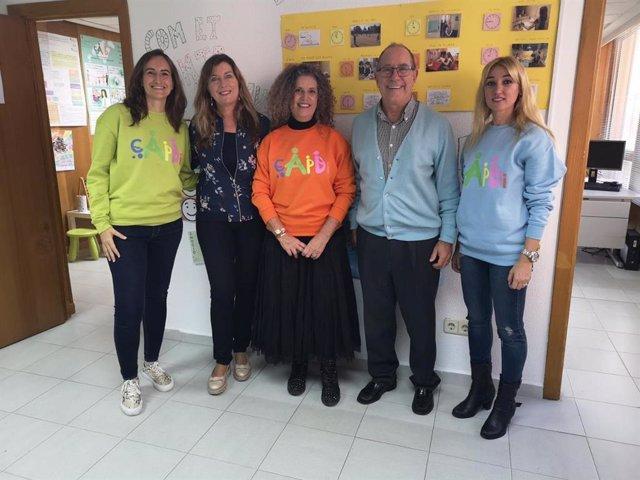 La consellera de Salud y Consumo, Patricia Gómez ha visitado este miércoles las instalaciones del Capdi