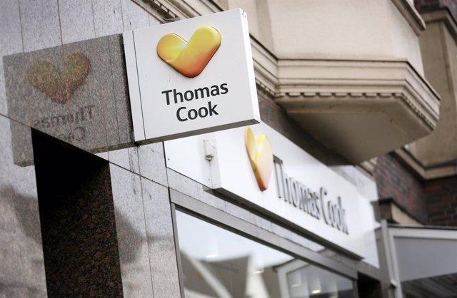 Oficina de Thomas Cook.