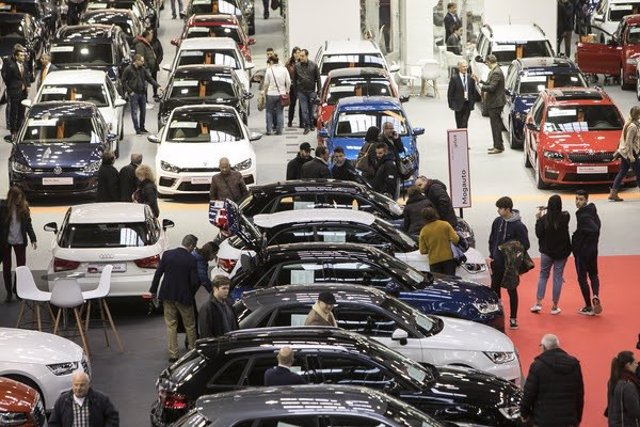 El Saló Ocasió de Fira de Barcelona posa a la venda més de 3.500 vehicles seminous