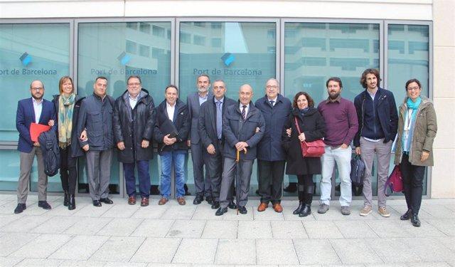 Comité de seguimiento de la marca de calidad del Puerto de Barcelona