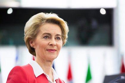 UE.- La nueva presidenta de la Comisión Europea estrena mandato este lunes con un viaje a la cumbre del Clima en Madrid