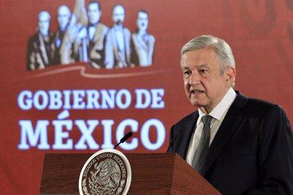 "México.- López Obrador replica a Trump sobre declarar a los cárteles como terroristas: ""Intervencionismo no"""