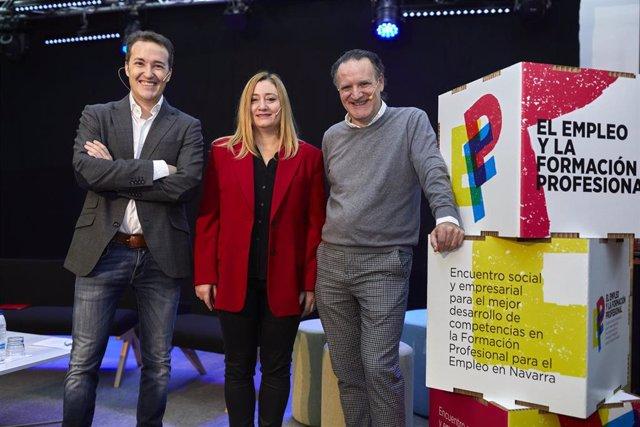 Campos, Martón y Rodríguez Garraza.