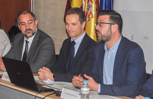 Comisión de la Seguimiento pacto por la recuperación C-LM.