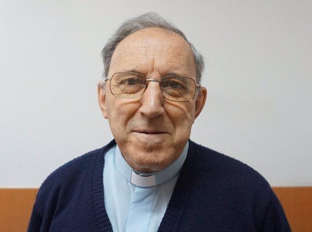 El Papa nombra al misionero Pablo Hernando Moreno administrador Apostólico de Ca