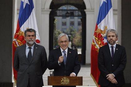"""Chile.- Piñera expresa su hartazgo con manifestantes y partidos: """"Llegó el momento de decir basta"""""""