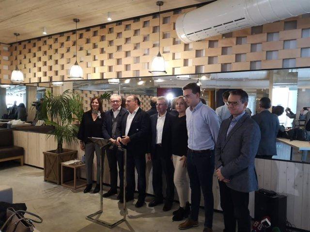 Presentació del balanç de temporada de l'Associació d'Hotelers Palmanova-Magaluf.