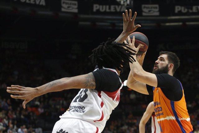 Dubljevic (Valencia Basket)
