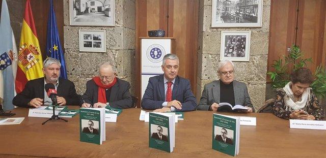 Una publicación recoge la vida y obra del poeta y helenista Evaristo de Sela