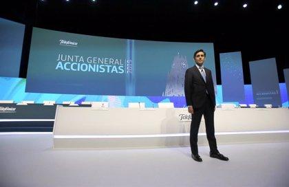 """Brasil.- Álvarez-Pallete afirma que """"todas las opciones están abiertas"""" para su negocio en Hispanoamérica"""