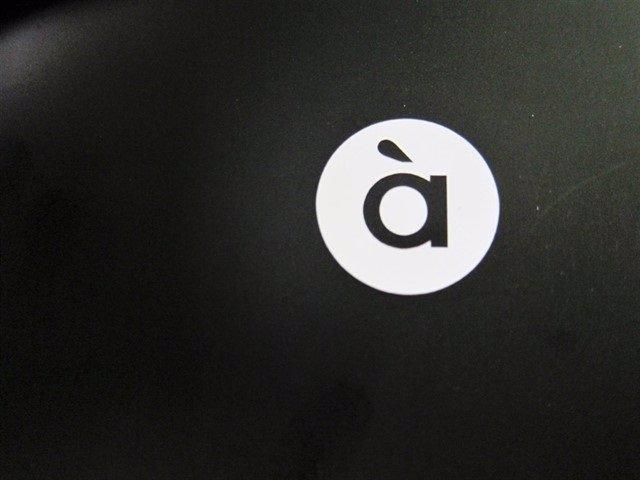Logo de À Punt. Archivo