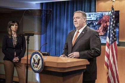 Colombia.- Pompeo traslada el apoyo de EEUU a Duque en plena jornada de protestas en Colombia