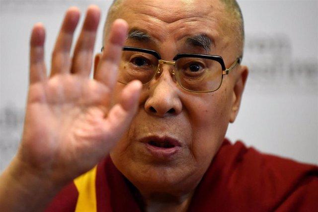 El líder esiritual tibetano, el Dalai Lama