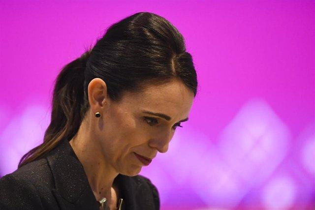 La primera ministra neozelandesa, Jacinda Arndern.