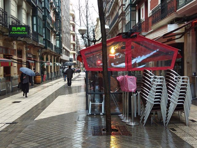 10N.- Euskalmet pronostica una jornada electoral desapacible y lluviosa en Euskadi