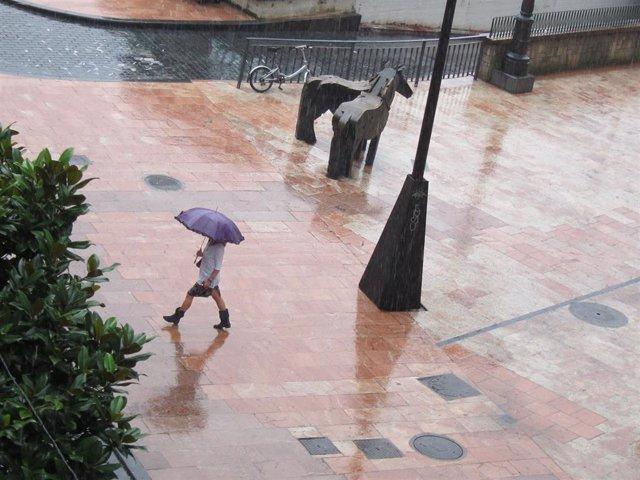 La Dirección General de Protección Civil y Emergencias del Ministerio del Interior, de acuerdo con las predicciones de la Agencia Estatal de Meteorología (AEMET), ha informado de la previsión de lluvias generalizadas en la Península.