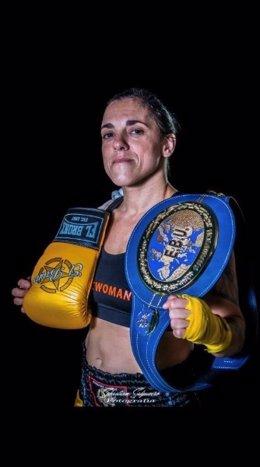 COMUNICADO: Catalina Díaz disputará el Campeonato del Mundo de Boxeo WBC