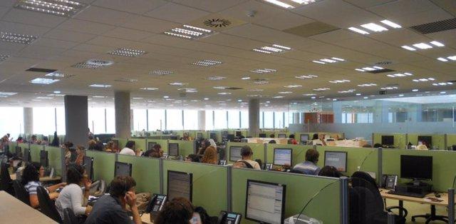 Centro de atención al cliente de Orange en Oviedo