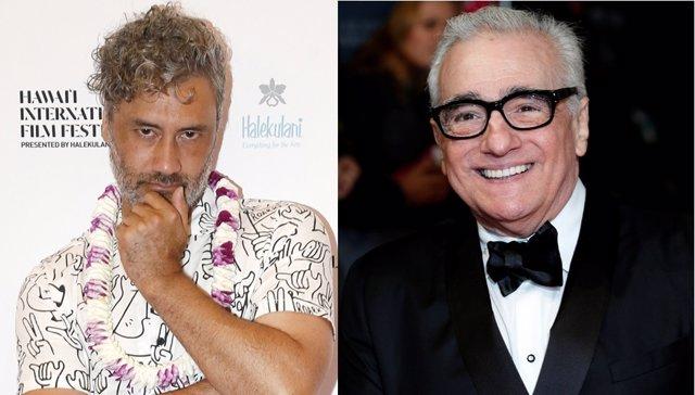 Taika Waititi responde a Martin Scorsese