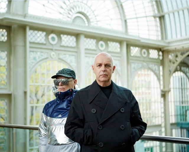 PET SHOP BOYS, grupo musical electronico de REino Unido