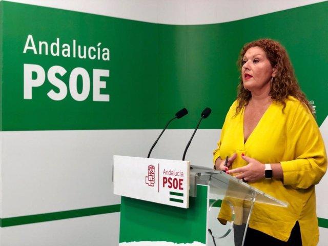 Araceli Maese, secretaria de Organización del PSOE de Cádiz y parlamentaria andaluza