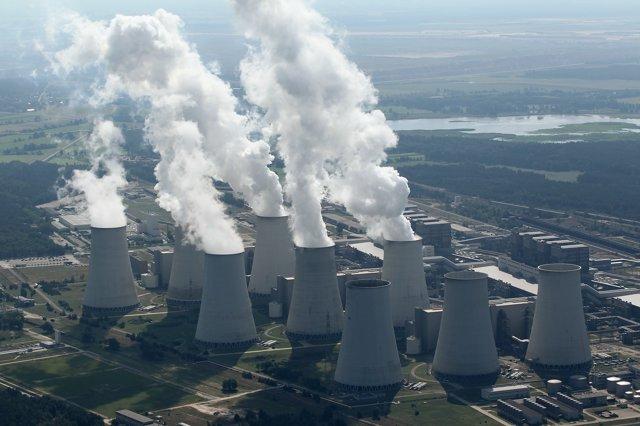 Planta de carbón en Alemania