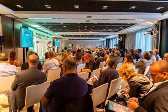 """""""Impulsando La Movilidad Sostenible Desde Las Empresas. Madrid Summit 2019""""."""