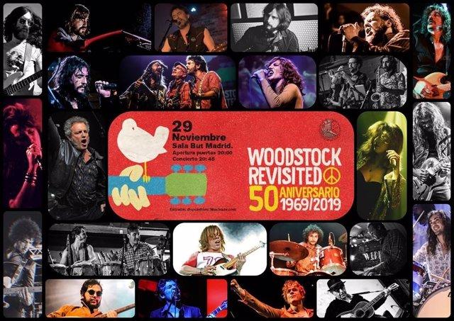 50 Años De Woodstock