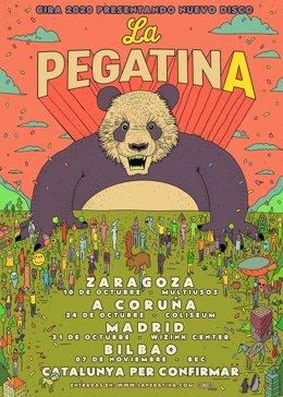 La Pegatina anuncia gira para 2020