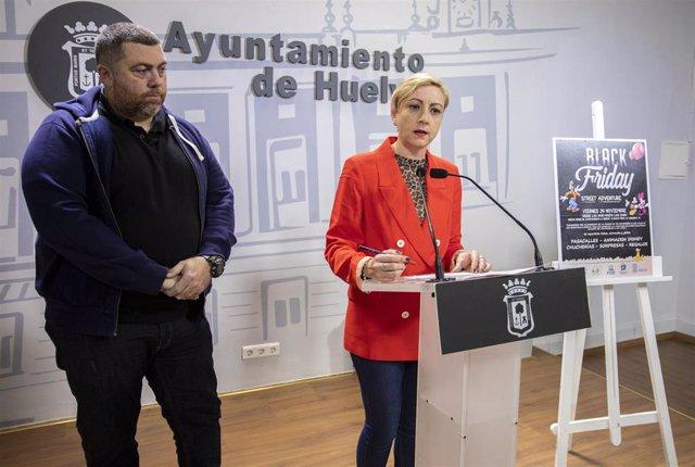 Presentan la programación en Huelva con motivo del Black Friday.