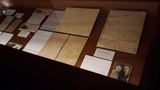 El Instituto Cervantes y la Fundación Unicaja presentan una exposición sobre los hermanos Machado, con cartas inéditas