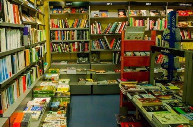 Libros, librería