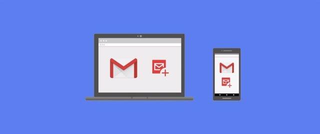 Imatge recurs Gmail.