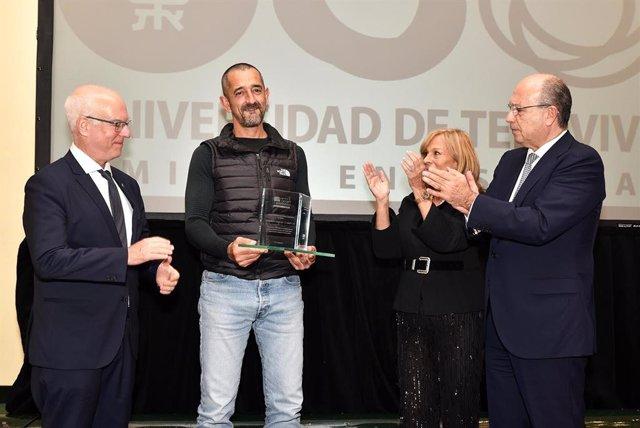 La Universidad de Tel Aviv (Israel) entrega al doctor Cavadas el 'Premio Maimónides 2019'