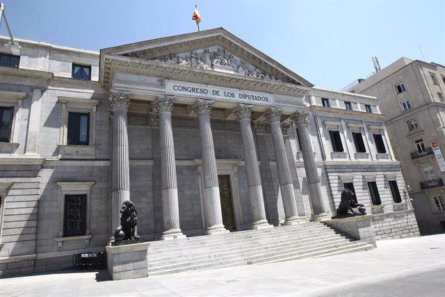 Recursos Congreso de los Diputados
