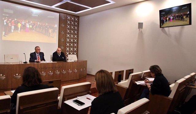 Vicepresidente tercero de la Diputación de Badajoz, Ramón Ropero